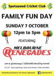 Final Spotswood CC Family Fun Day A3