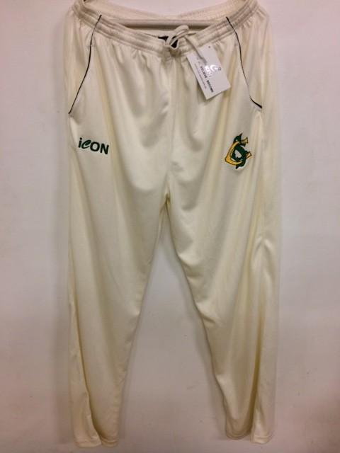 SCC Cream Pants $40