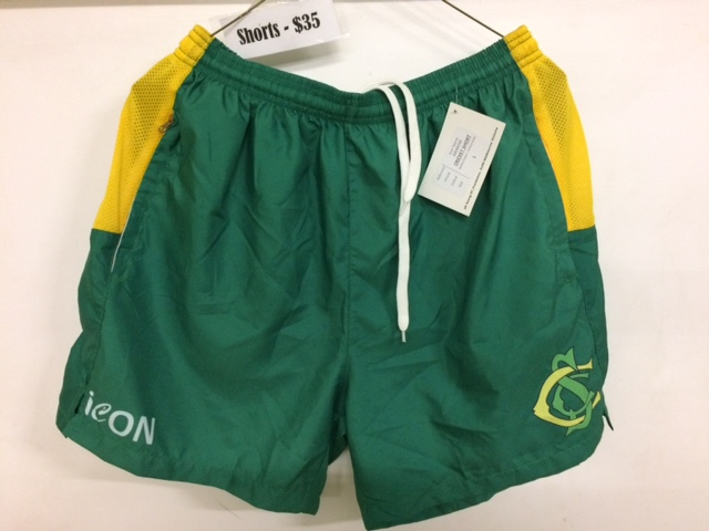 SCC ICON shorts $35