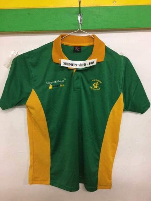 Supporter Shirt $40
