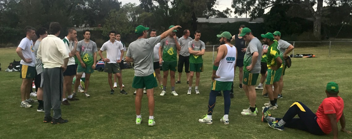 Strength in Numbers – changing the face of Spotswood CC