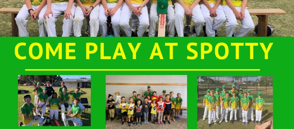 Come Play at SPOTTY
